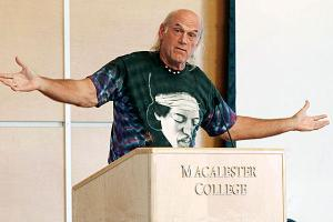 Jesse ' The Body' Ventura - President of USA
