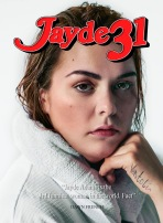 Jayde Adams as Adele's Rolling Stone cover
